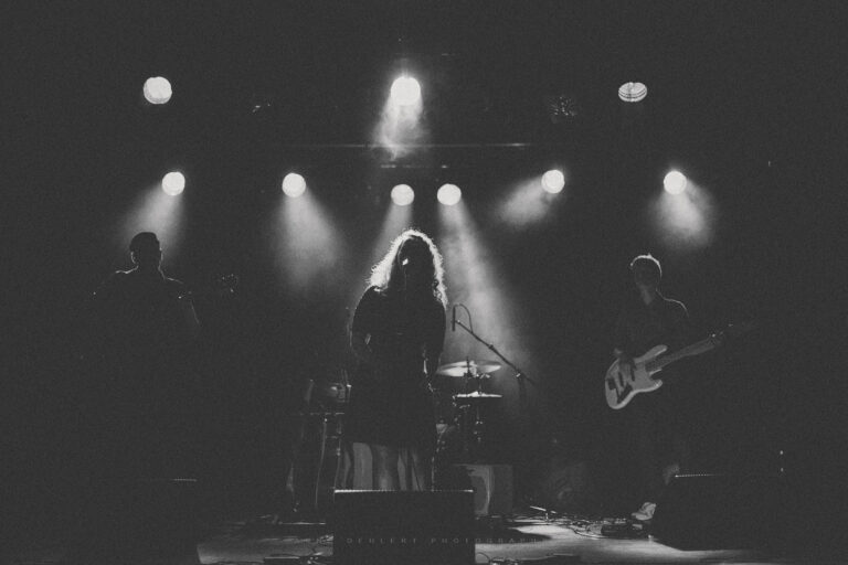 Stina Mari und Band