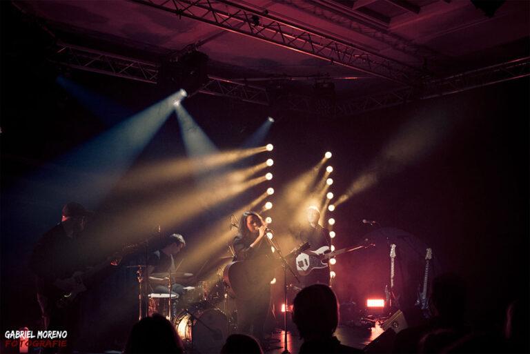 Stina Mari und Band in Dresden 2020